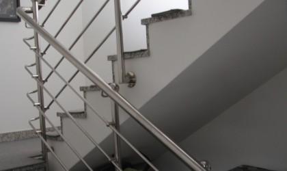 Inox rukohvati i ograde